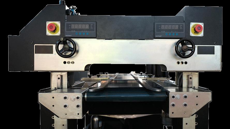 Macchina Industry Line per lavorazione parquet