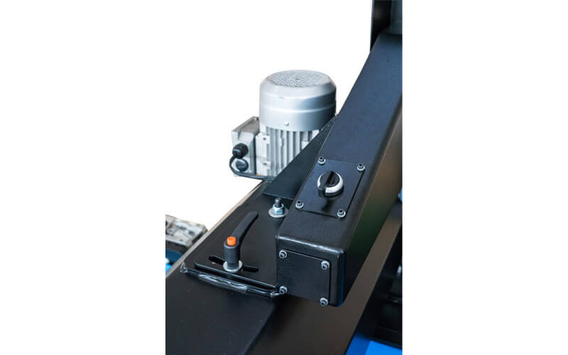 Macchina Double Buffer Single Wiper per lavorazione parquet