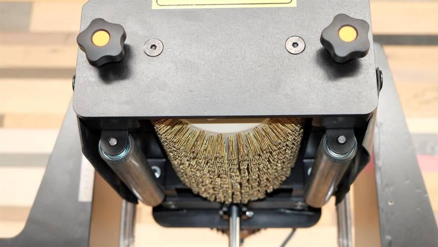 Macchina Rustica One per lavorazione parquet